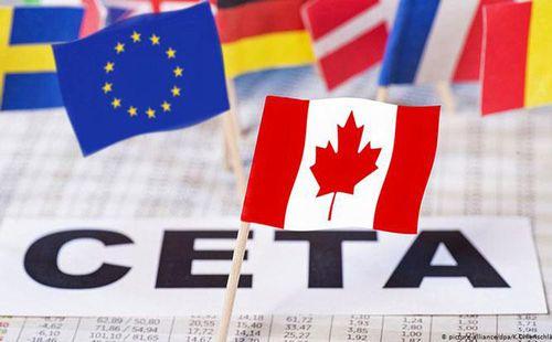 Hà Lan thông qua hiệp định giữa EU và Canada