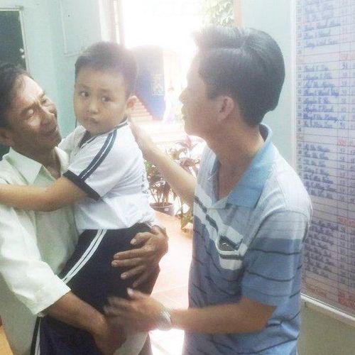 Vụ cha tìm con ở Cà Mau: Hội bảo vệ quyền trẻ em Việt Nam tiếp tục can thiệp