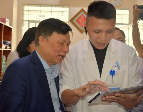 Đồng Nai: Bệnh viện đầu tiên của tỉnh triển khai thành công bệnh án điện tử