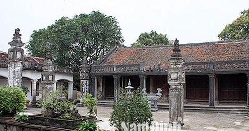 Nam Định đề nghị xếp hạng di tích lịch sử cấp Quốc gia