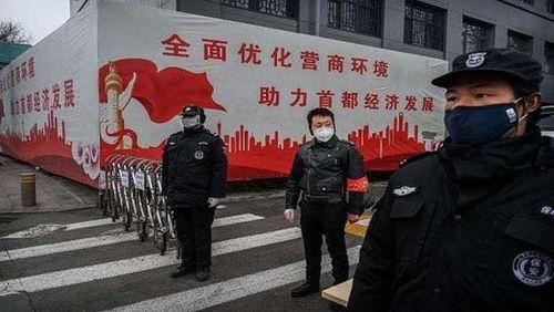 Hơn 500 tù nhân và lính canh Trung Quốc nhiễm virus corona