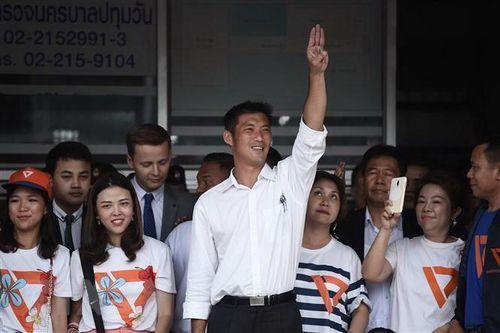 Tòa án Hiến pháp Thái Lan ra phán quyết giải tán đảng Tương lai mới