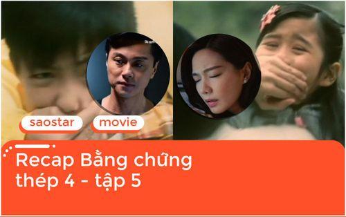 'Bằng chứng thép 4' tập 5: vai diễn của Huỳnh Hạo Nhiên và Thang Lạc Văn không phải hai người yêu nhau như lời đồn, mà là anh em ruột
