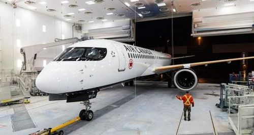 Airbus đầu tư 1 tỷ euro vào dự án máy bay chở khách thân hẹp A220