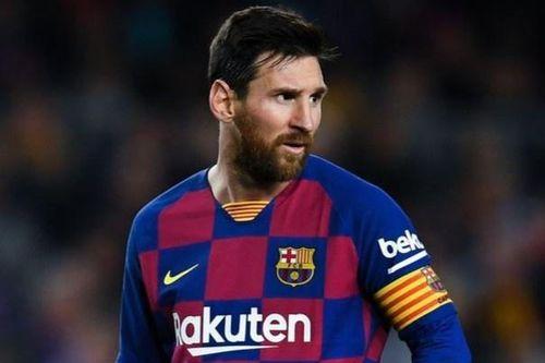 Messi bị HLV đối thủ gọi là 'tên khốn'