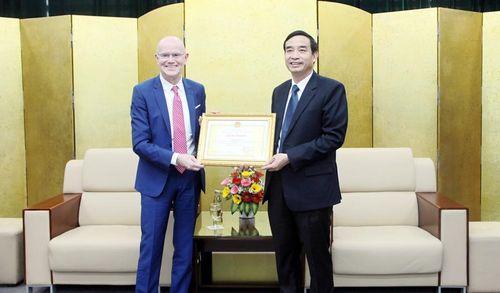 Đà Nẵng đẩy mạnh hợp tác với CHLB Đức trong nhiều lĩnh vực