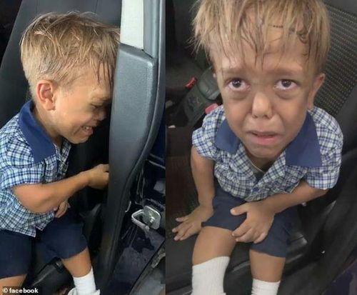 Bé trai 9 tuổi run rẩy nói: 'Con muốn tự sát', mẹ đau đớn biết sự thật phía sau