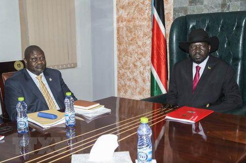 Nam Sudan chính thức lập chính phủ đoàn kết sau nhiều năm nội chiến