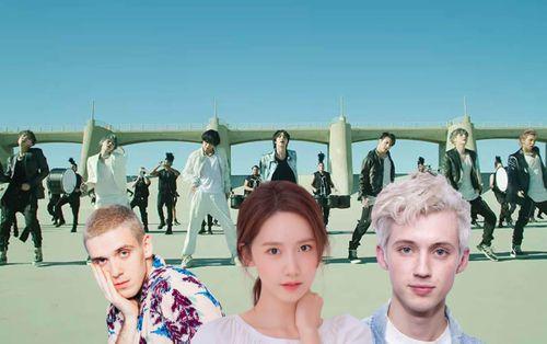 Lauv, YoonA, Troye Sivan liên tiếp thể hiện sự ủng hộ với album mới của BTS