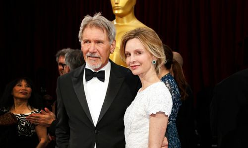 Harrison Ford chia sẻ bí quyết giữ hôn nhân 10 năm