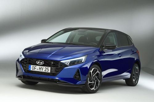 Hyundai i20 mới: Xe nhỏ công nghệ mới - đối thủ của Ford Fiesta