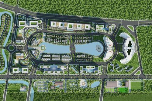 Công bố 3 đồ án điều chỉnh cục bộ quy hoạch chi tiết tại quận Long Biên