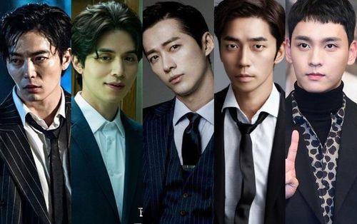 5 'ác nhân' màn ảnh Hàn khiến người xem nổi da gà với lối diễn 'rối loạn đa nhân cách'