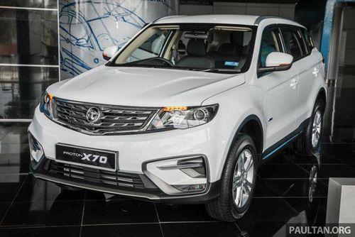 Ra mắt SUV giá hơn 500 triệu đồng, 'đe nẹt' Honda CR-V