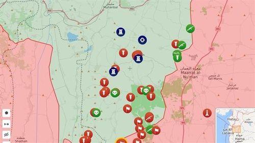 Phiến quân liên tiếp đổ vỡ, Nga chặn đứng Thổ giải vây