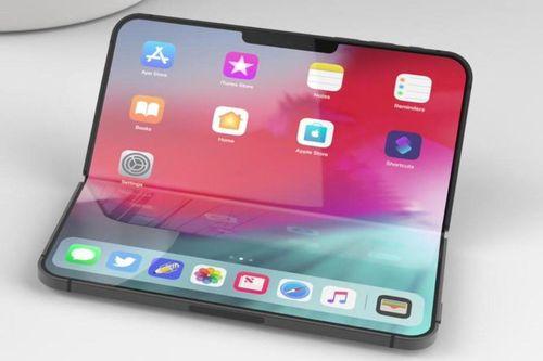iPhone màn hình gập có thể ra mắt vào năm 2021