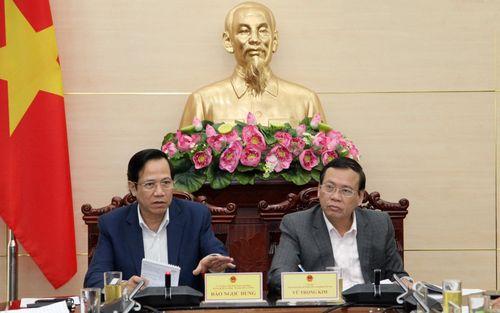 Bộ trưởng Đào Ngọc Dung: Quyết liệt giải quyết hồ sơ tồn đọng nhưng không được phép sai sót