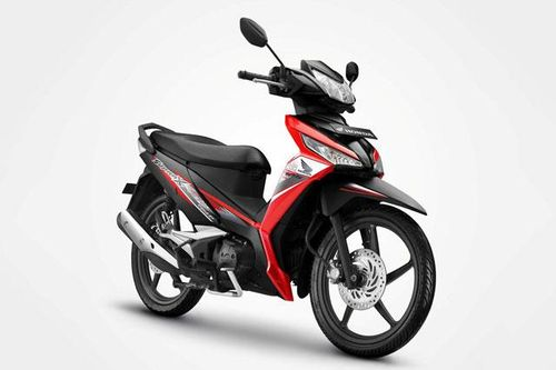 Honda Supra X siêu tiết kiệm xăng cập bến thị trường Việt, giá 40 triệu đồng