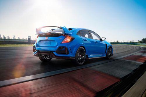 Honda Civic Type R 2020 bản nâng cấp chốt giá từ 36.995 USD