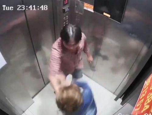 Đánh bạn gái trong thang máy Trung Đông Plaza: Nạn nhân bỏ qua... phạt được không?
