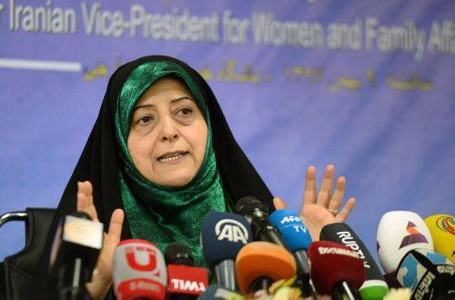 Phó Tổng thống Iran nhiễm Covid-19 đã ngồi rất gần Tổng thống