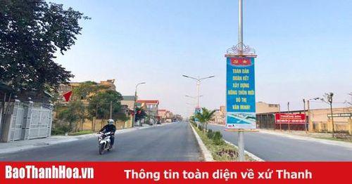 Huyện Hoằng Hóa quyết liệt trong công tác giải phóng mặt bằng thực hiện các dự án