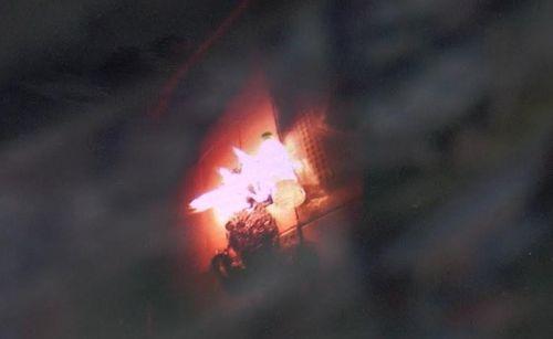 Kỳ lạ đồ vật tự bốc cháy trong ngôi nhà ở Cà Mau