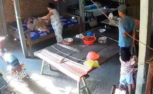 Con dâu bạo hành mẹ chồng U88 ở Tiền Giang: Nguyên nhân sốc?
