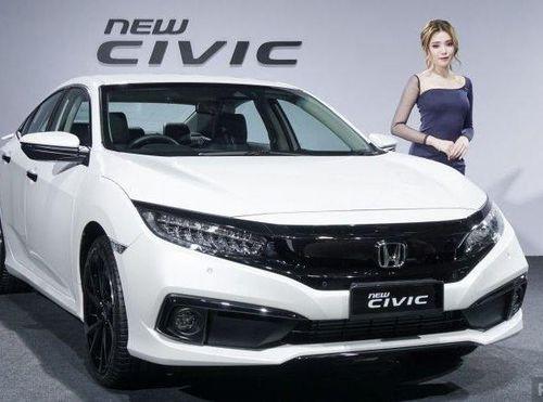 Honda Civic 2020 facelift chào sân, thêm biến thể, cộng tính năng mới