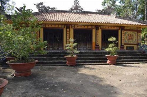 Bửu Hưng tự - Ngôi chùa gắn liền lịch sử Nam bộ