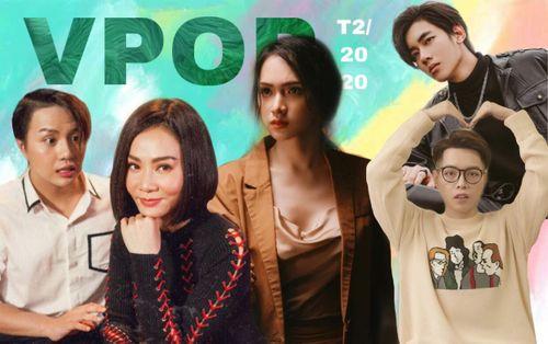 Giữa loạt sản phẩm khủng, comeback rầm rầm trong tháng qua: Dự án Vpop nào 'đỉnh' nhất?