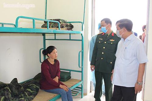 5 lưu học sinh Lào ở Sơn La có biểu hiện ho đã trở về nước