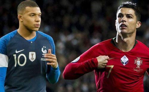 Tuyển Bồ Đào Nha và Pháp cùng rơi vào 'bảng tử thần'