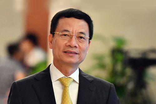 Bộ trưởng Nguyễn Mạnh Hùng: 'Sự thịnh vượng của doanh nghiệp Mỹ phải song hành với sự thịnh vượng của Việt Nam'