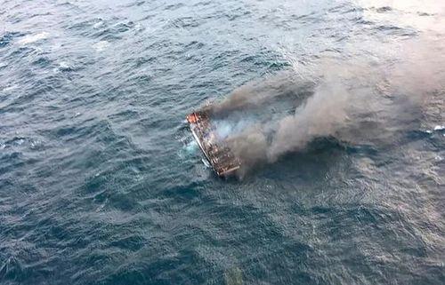 Đã xác định được danh tính 5 người Việt Nam mất tích ngoài biển Hàn Quốc