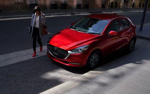 Mazda 2 2020 nâng cấp sẽ sớm có mặt tại Việt Nam