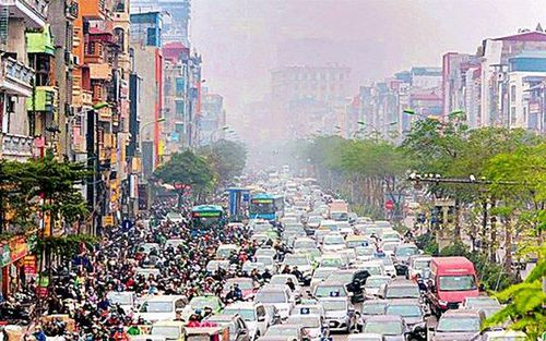 Nâng cao nhận thức cộng đồng về ô nhiễm không khí