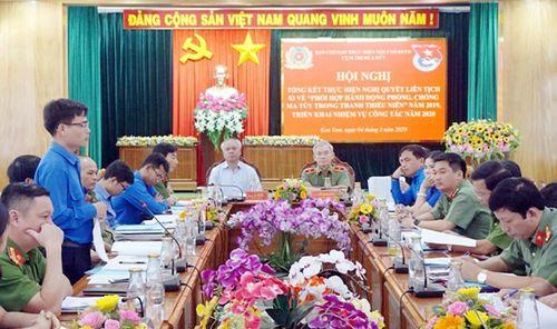 Tuổi trẻ 5 tỉnh Tây Nguyên đẩy mạnh phối hợp hành động phòng, chống ma túy