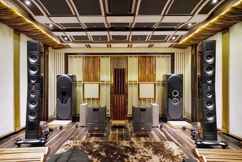 Ngắm những dàn hi-end cán mốc triệu đô, set-up chuẩn kỹ của audiophiles Philippines