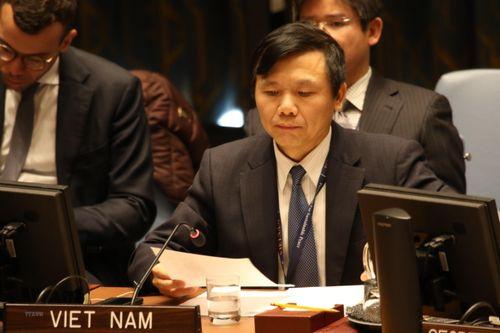 Việt Nam kêu gọi HĐBA đánh giá lại cơ chế trừng phạt Nam Sudan