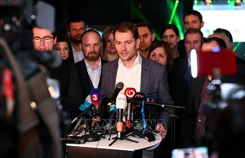 Tổng thống Slovakia chỉ định lãnh đạo OĽaNO thành lập chính phủ mới