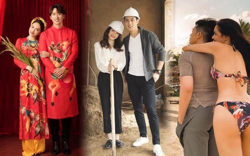 Những mỹ nam xung quanh Hương Giang khiến fan liên tục ghép đôi