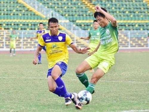 Bóng đá ĐBSCL hội tụ giải hạng Nhất