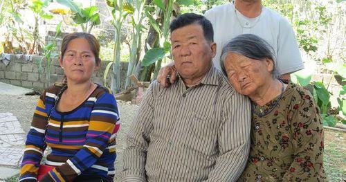 'Liệt sĩ' trở về sau 39 năm lưu lạc xứ người