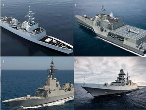 Tham vọng gia tăng số lượng tàu chiến của Hải quân Mỹ