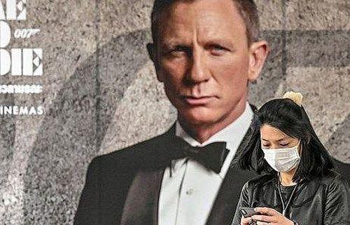 Điệp viên 007 cũng sợ... dịch Covid-19