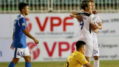 V-League 2020: Cầu thủ bị HLV Park 'bỏ quên' giúp HAGL khởi đầu như mơ