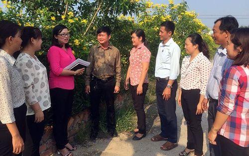 Công tác cán bộ nữ ở thị xã Kiến Tường
