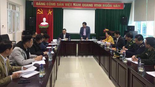 Tập trung điều tiết, đẩy nhanh thông quan hàng hóa trên biên giới Cao Bằng
