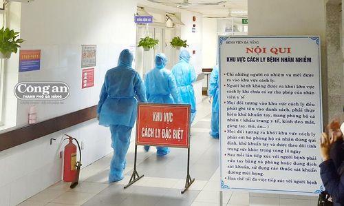 Đà Nẵng: 2 du khách người Anh đi cùng chuyến bay với ca nhiễm thứ 17 tại Việt Nam nhiễm Covid-19